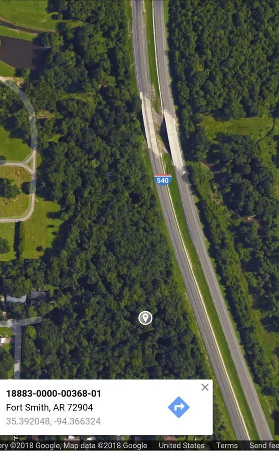 5705 Cross Lane, Lots 1 & 2 & 3, Fort Smith, AR 72904